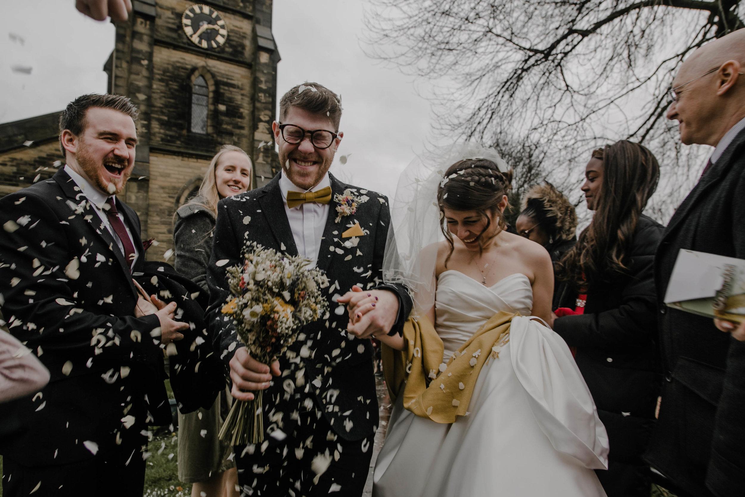 English, UK, British Wedding