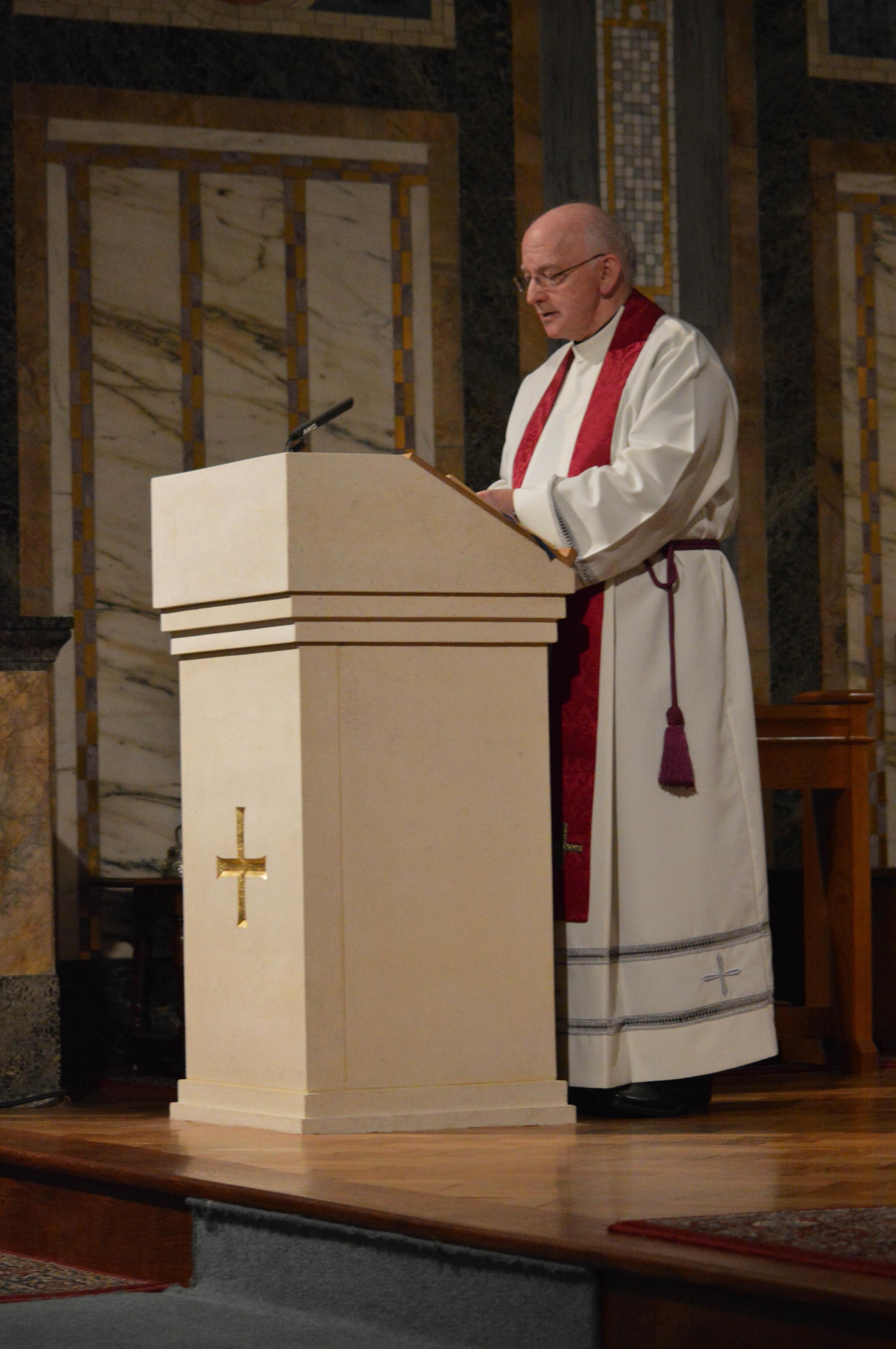 Fr James Hanvey SJ