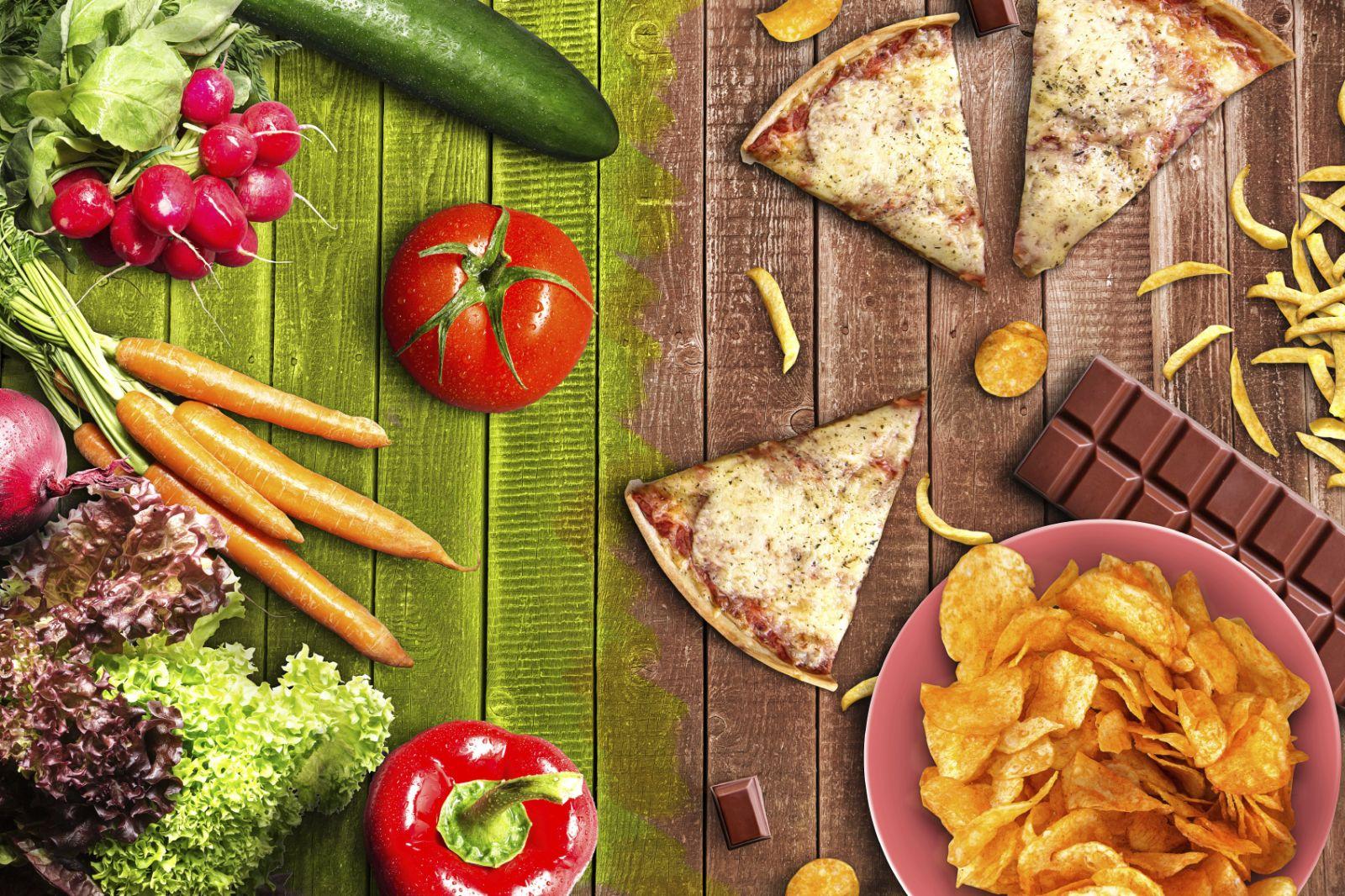 Healthy Diet SKYN Magazine