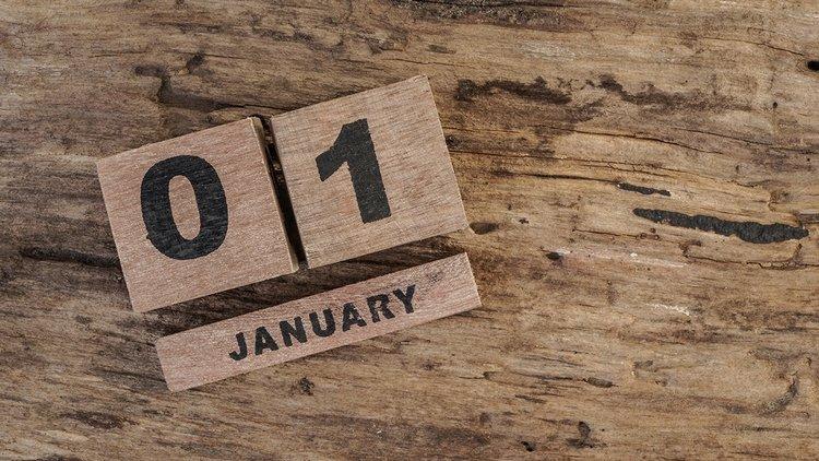 New Years, SKYN Magazine