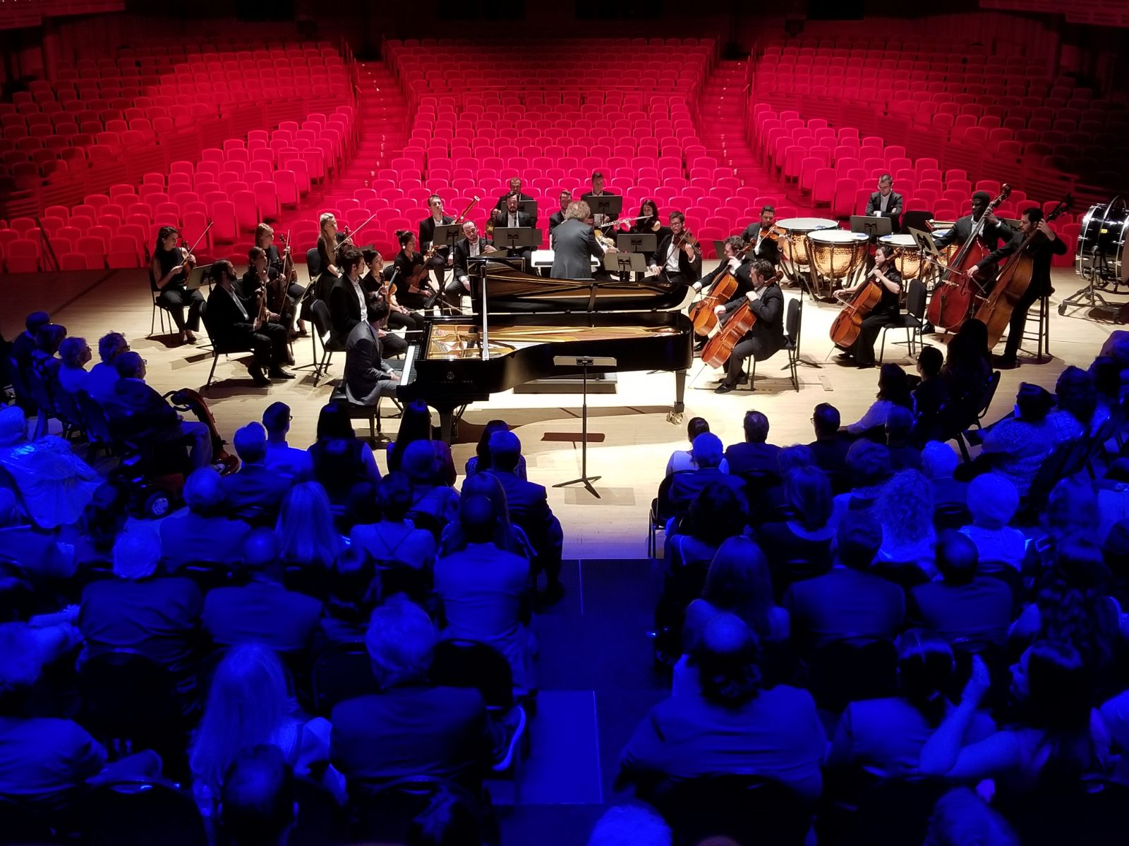 Adrienne Arsht Concert, May 4, 2018