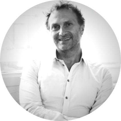 Dr Brandon Carp,  Co-founder UHG