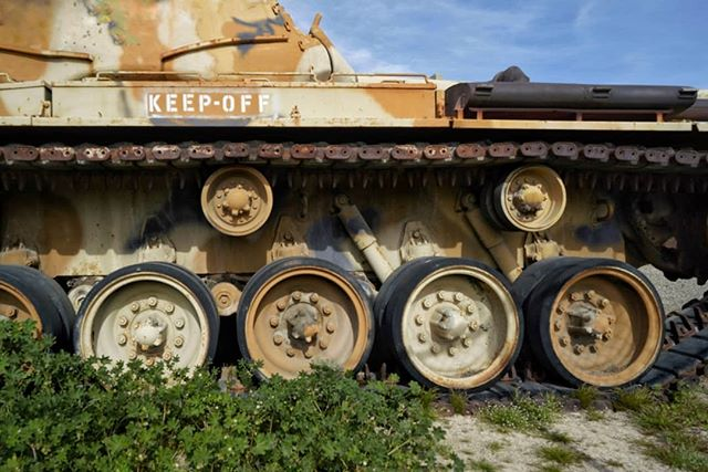 I could use a new daily driver . . . . . . #urbandecay #urbex #urbanexploration #landscapephotography #photooftheday #landscape #instagood #getlost #tank #keepoff #rustanddust #needsnewtread