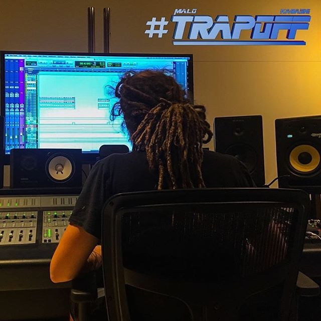 6.2.17 #trapoff. Music engineered by @mixedbydc