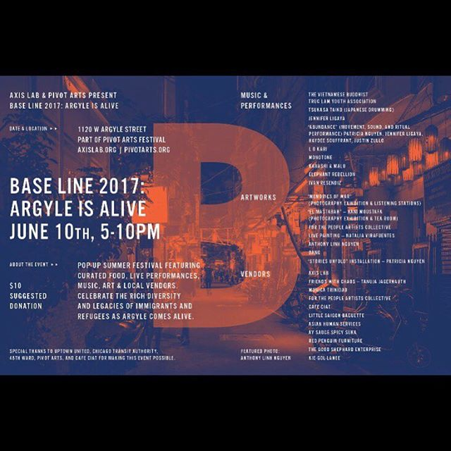 This Saturday, catch me and Malo performing #TRAPOFF at Base Line on Argyle. Big ups to Axis Lab & Patricia Nguyen for hosting this dope event. See y'all there! http://ow.ly/ZlVo30cjfnG