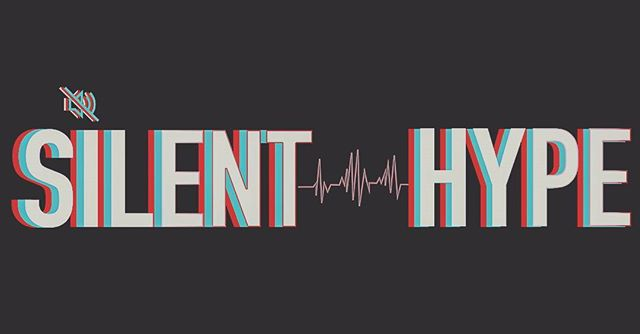 Prototype before the Final Logo @silent_hype