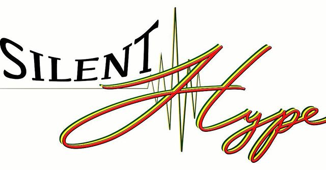 Final version of the logo i made for the fam @silent_hype
