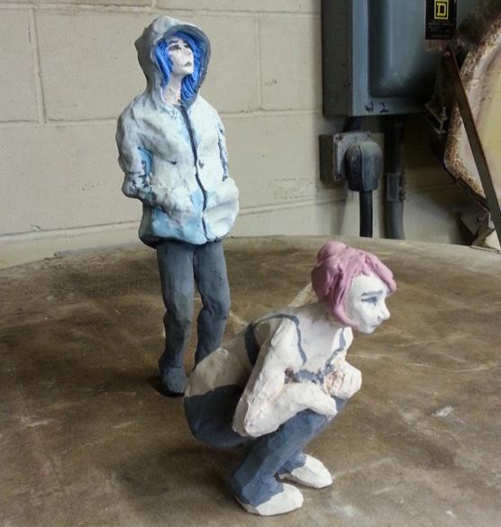 Hoodie Figures