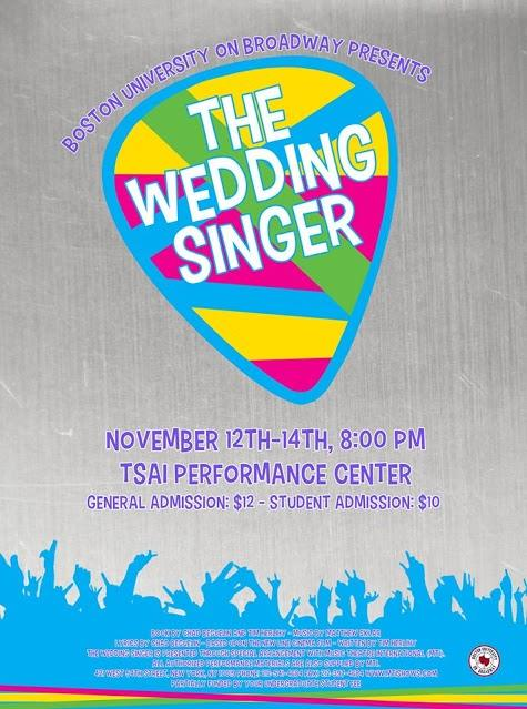 """The Wedding Singer""  Fall 2015"