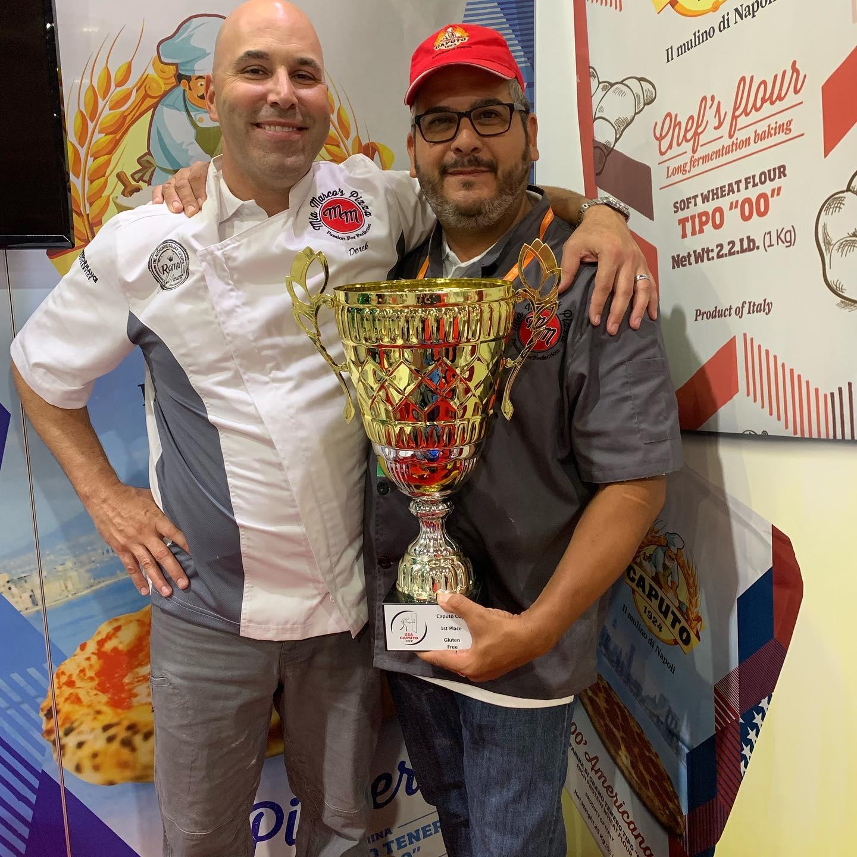 Caputo Cup Champions 2019 - Winner of Gluten Free