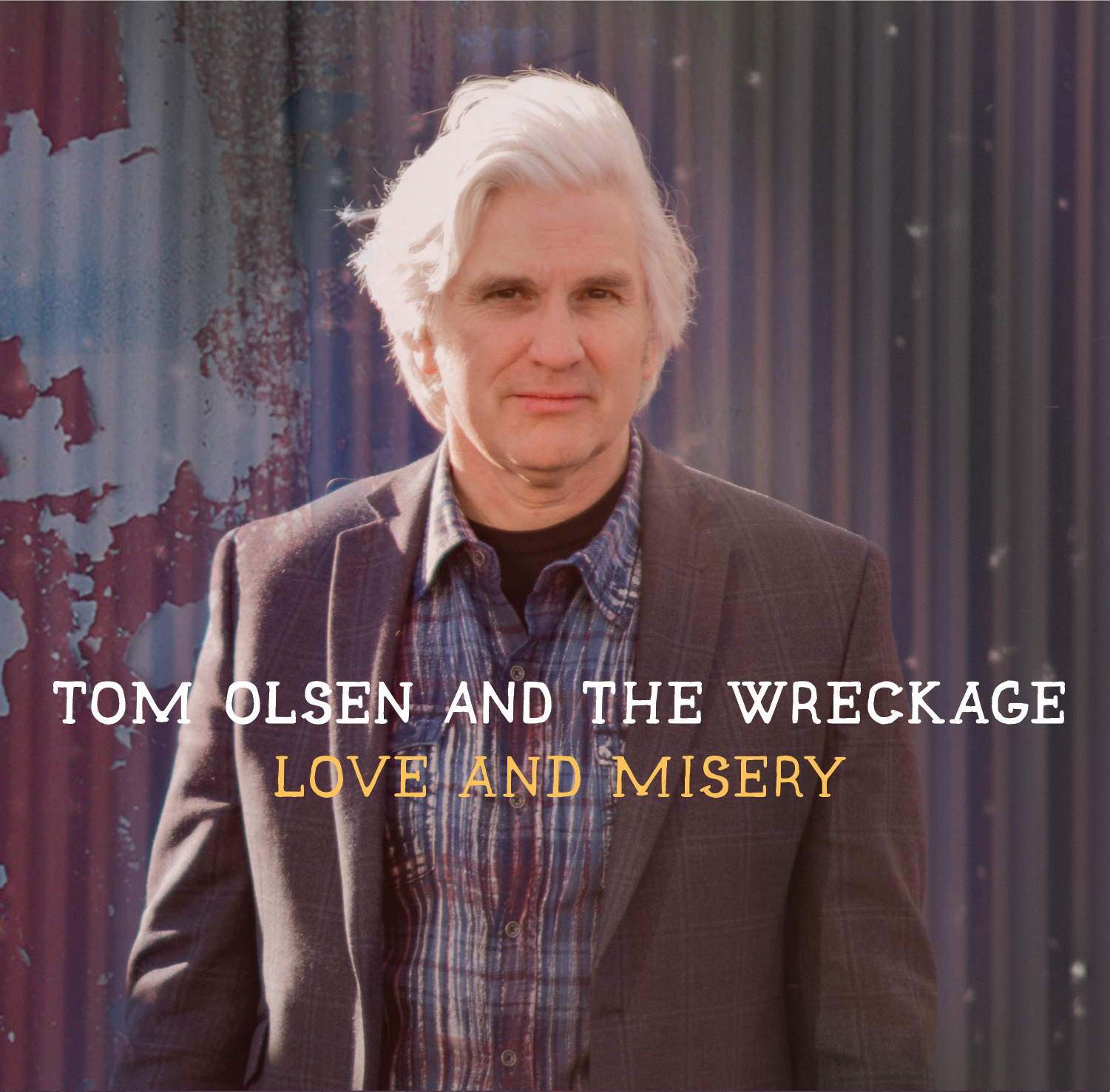 Love and Misery - Tom Olsen