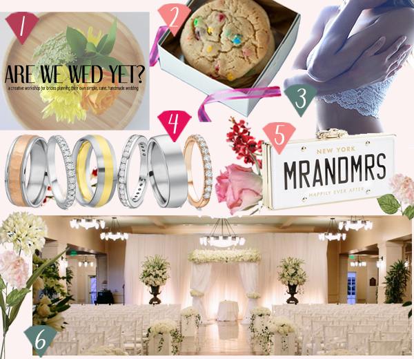 TIDBITS | CELEBRATE COLORFULLY | DALLAS WEDDINGS