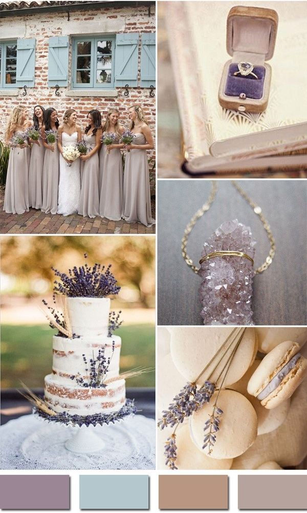 Image Montage |  Elegant Wedding Invites   Cake |Boatwright Photography  Dresses |  Stephanie A. Smith Photography  via Elizabeth Anne Designs  Macaroons |  Hint of Vanilla