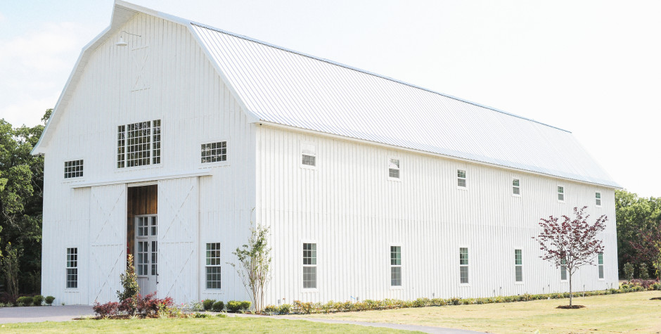 Venue |  The White Sparrow Barn