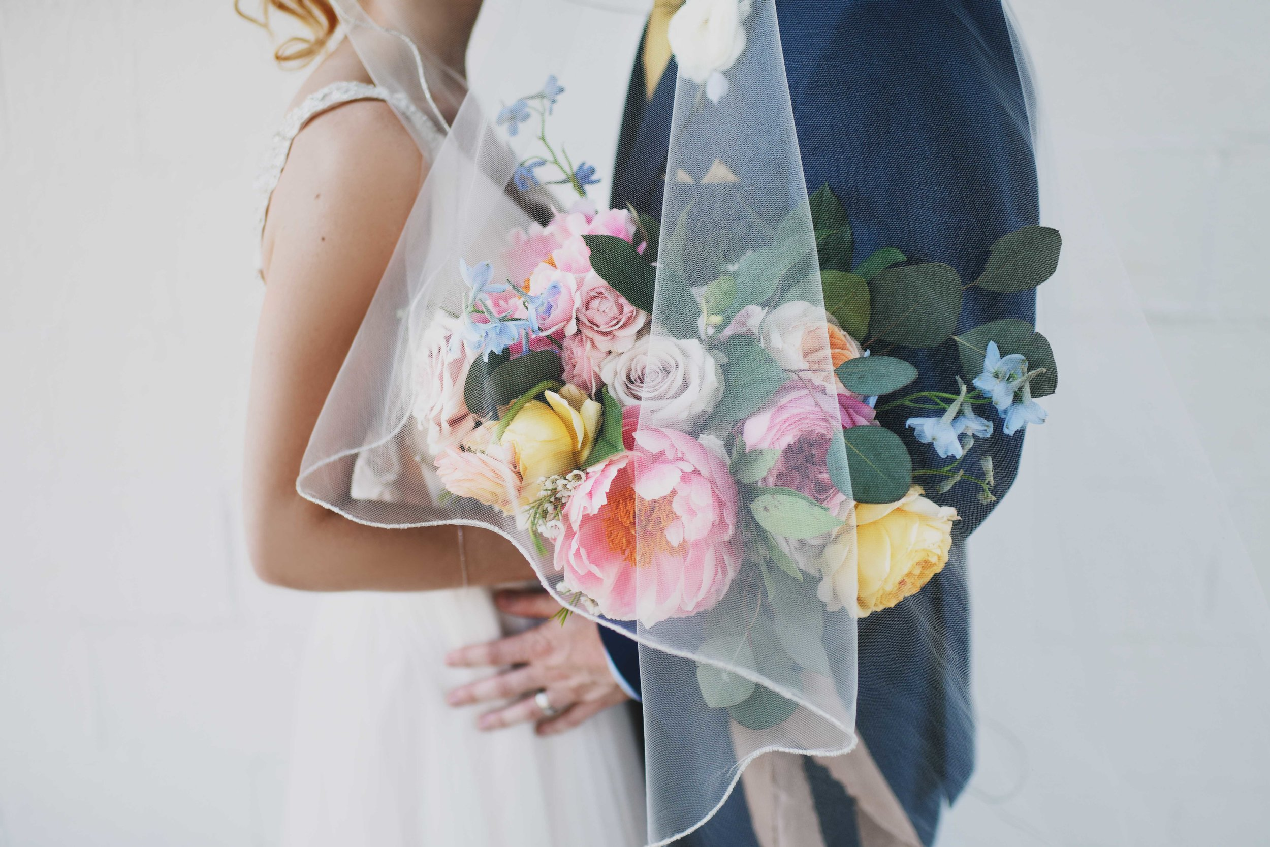 Taylor + Collin  | Photo by  A Sea of Love