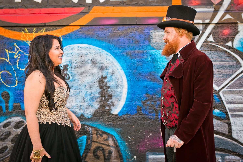 Brittney + Tanner | Photo by  Travis G. Lilley