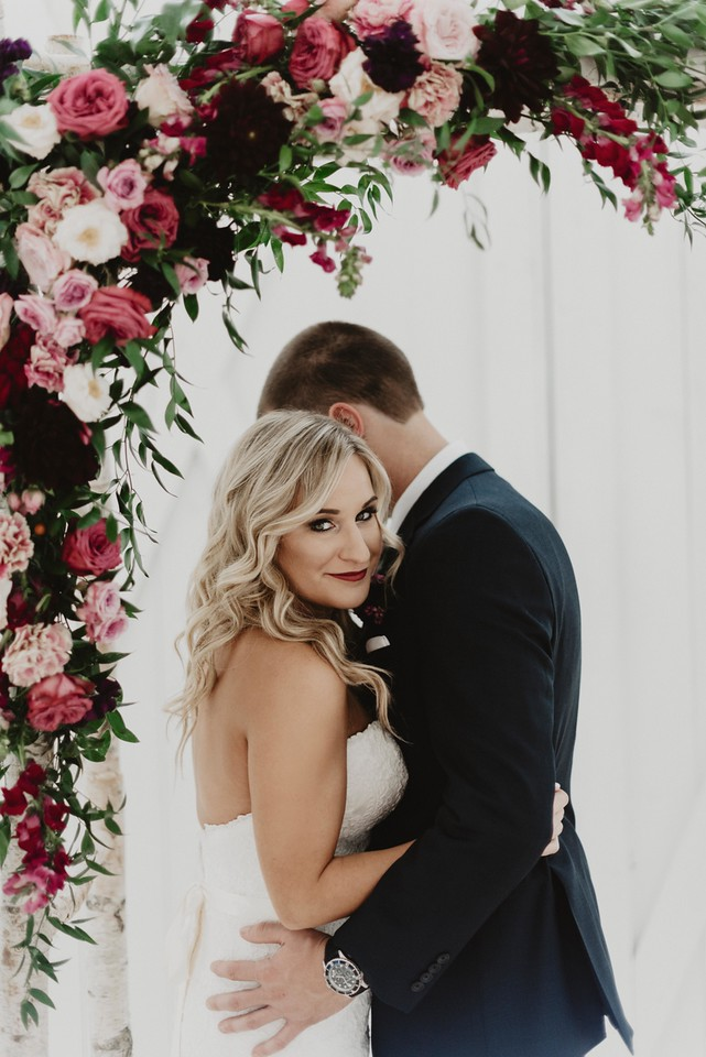Leslie + Tyler  | Photo by  A Sea of Love