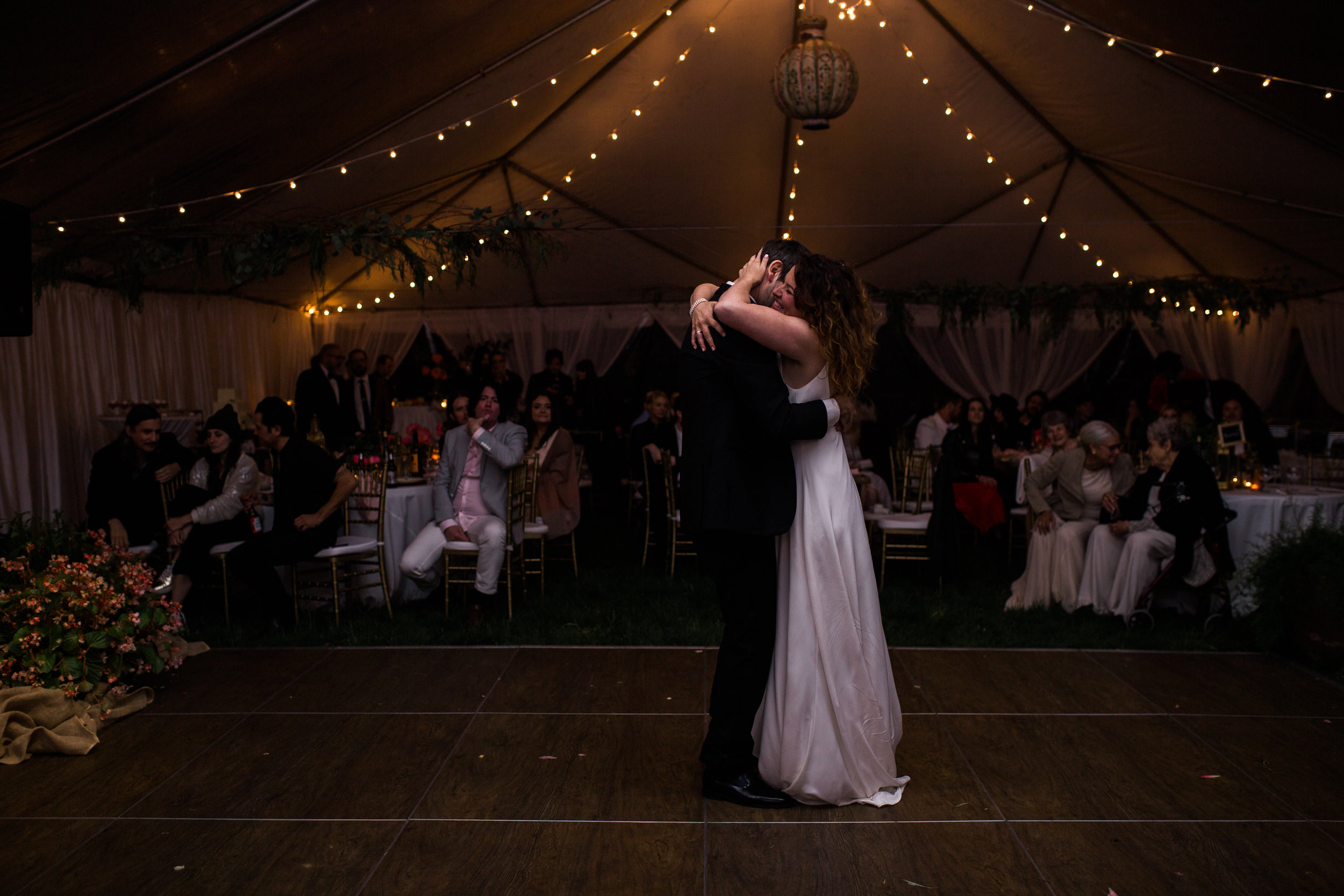 first dance emotions