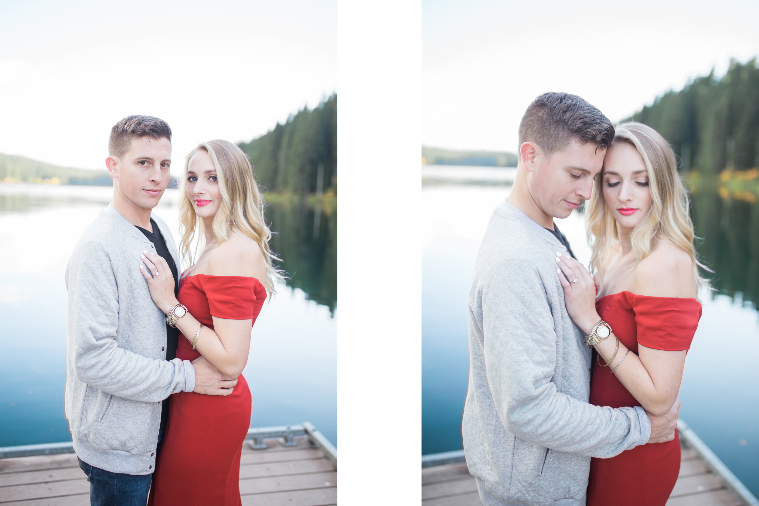 Clear Lake Engagement Session