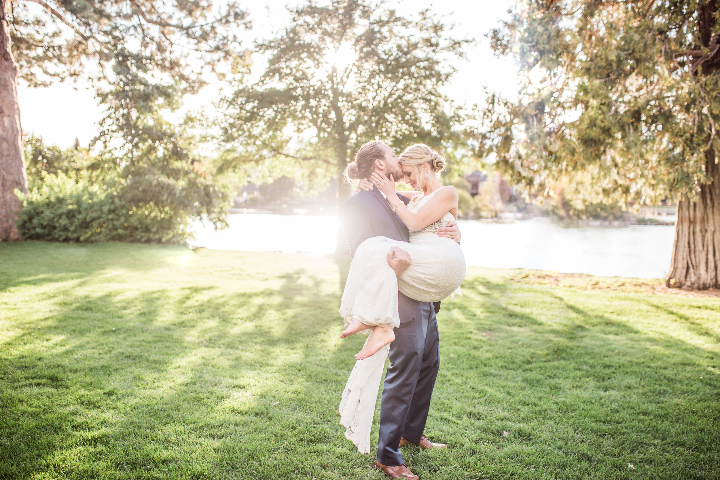 Bend, Oregon wedding photographer