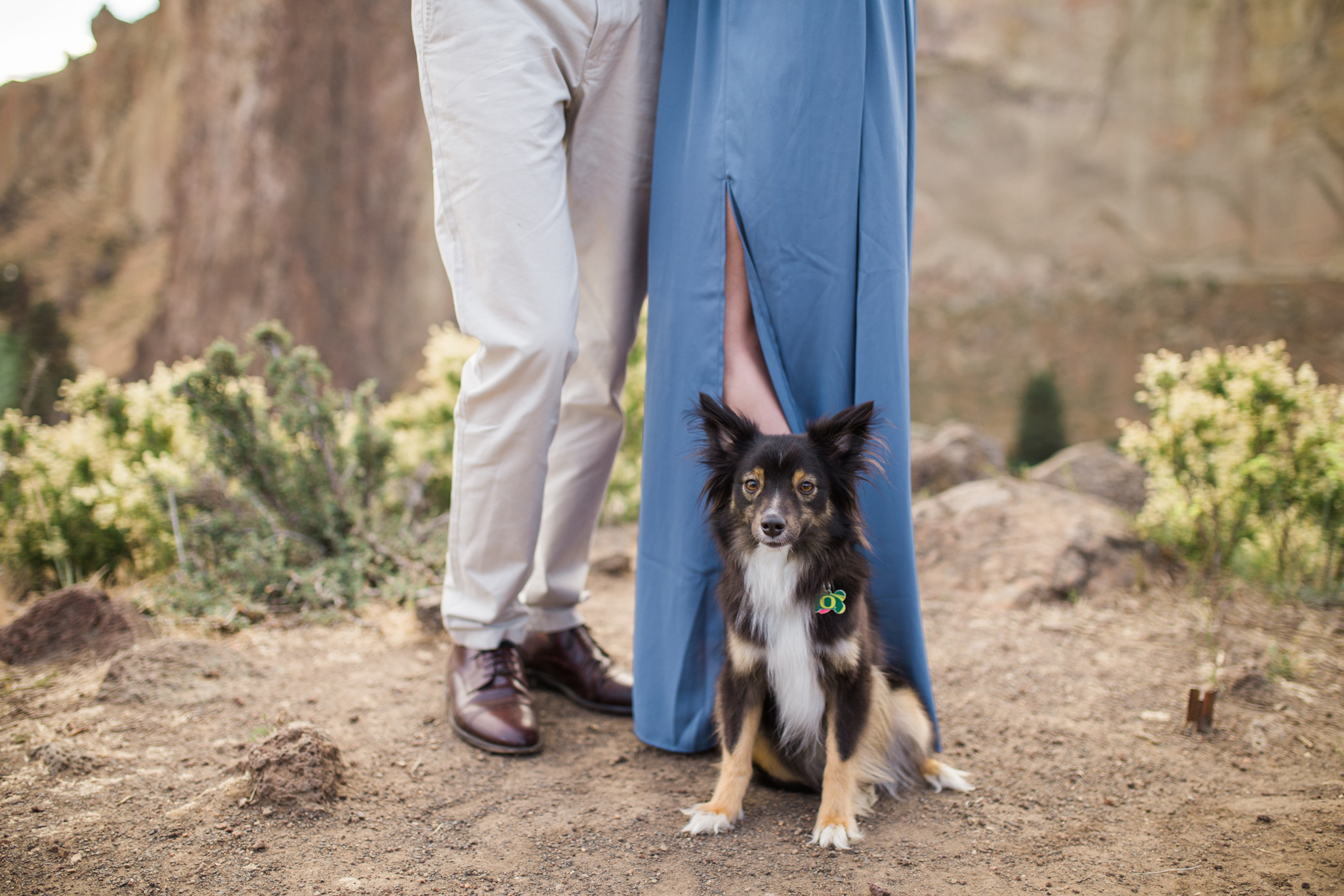 Smith Rock Engagement Session with puppy .jpg