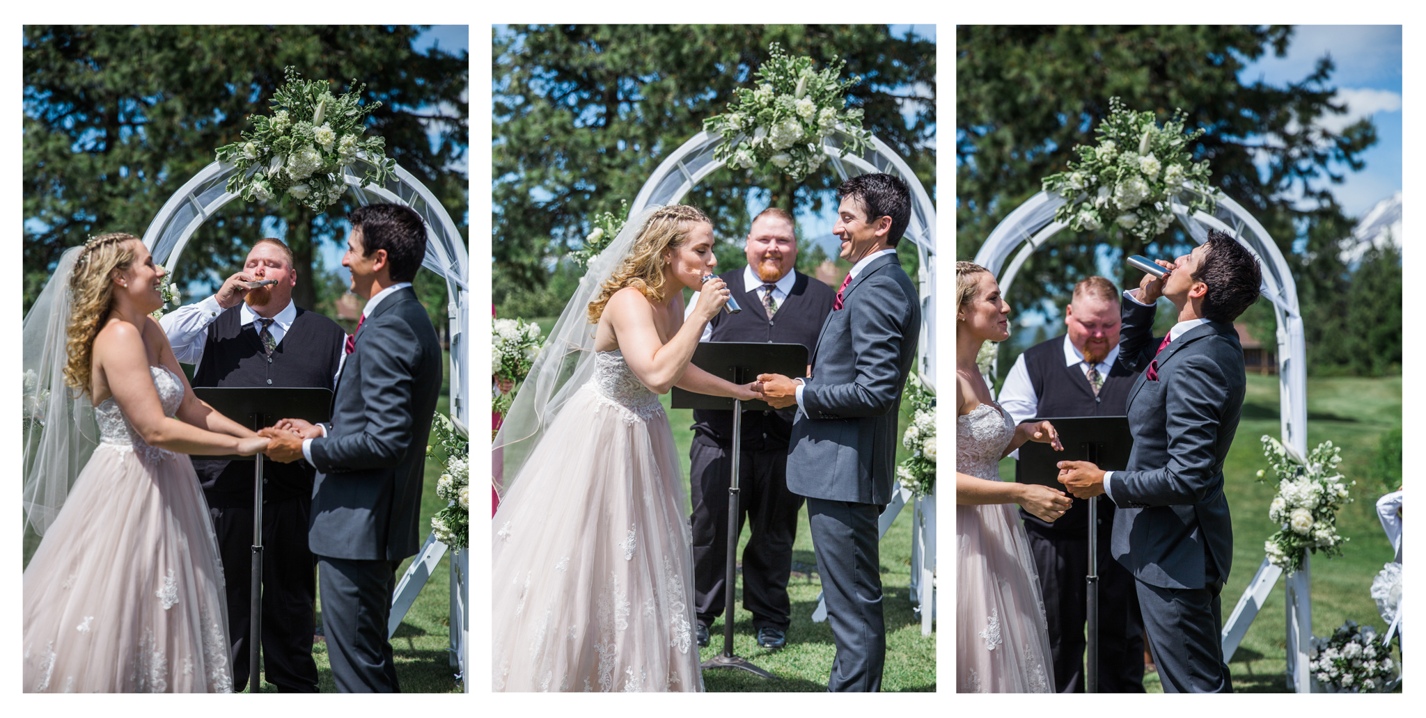 This hilarious booze-filled ceremony