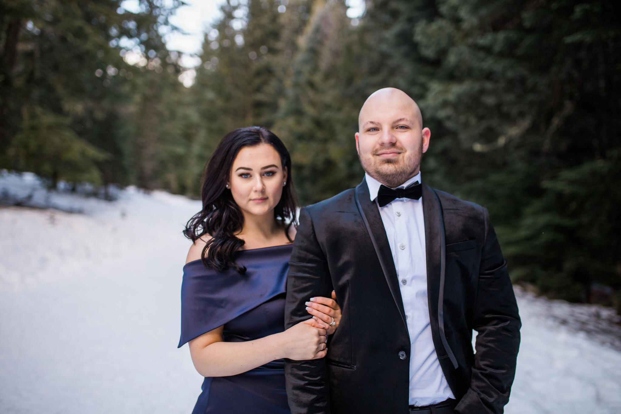 Trillium Lake Snowy Mt Hood, Oregon Engagement Session11.jpg
