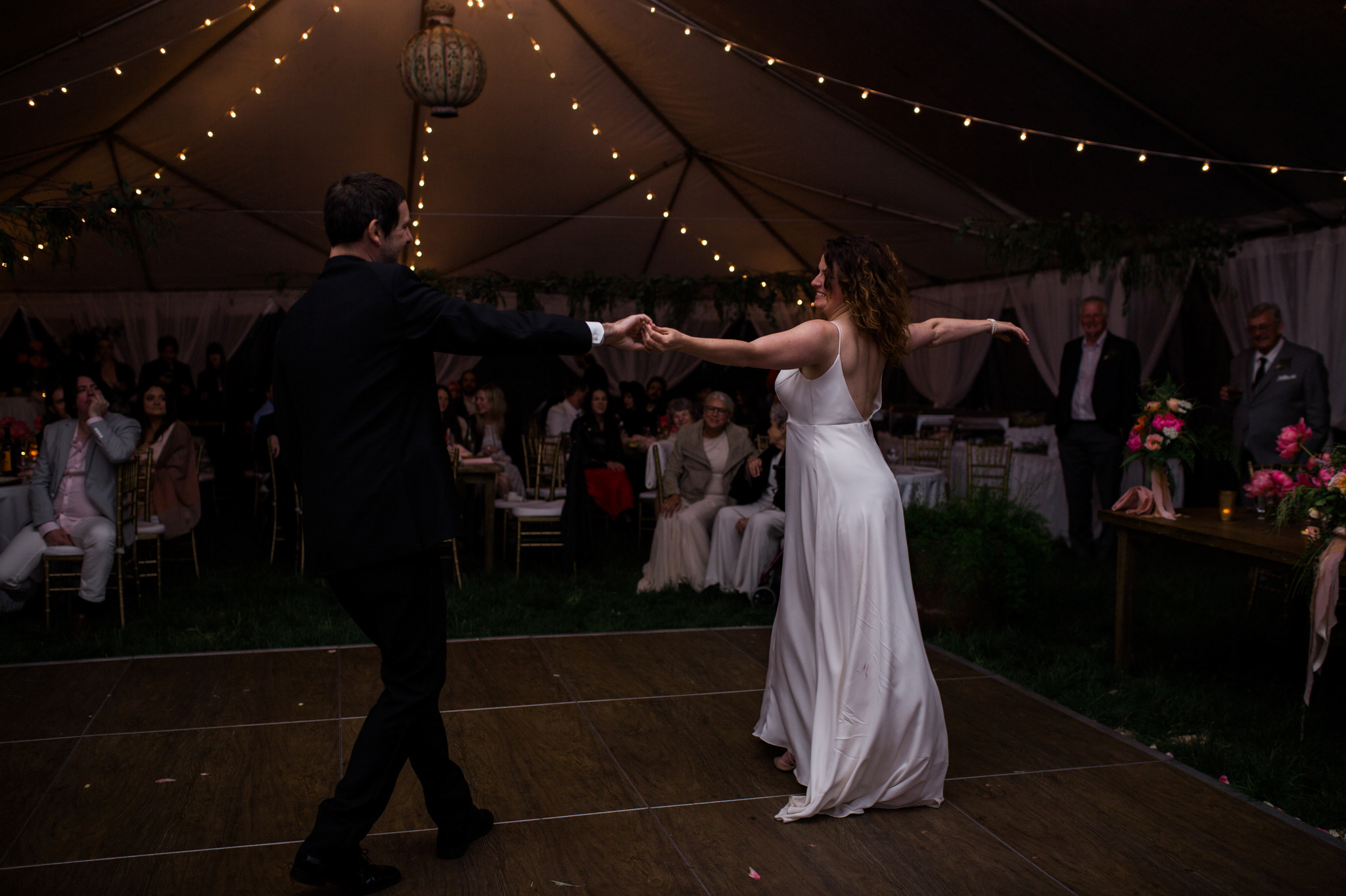 Check out this full wedding here !