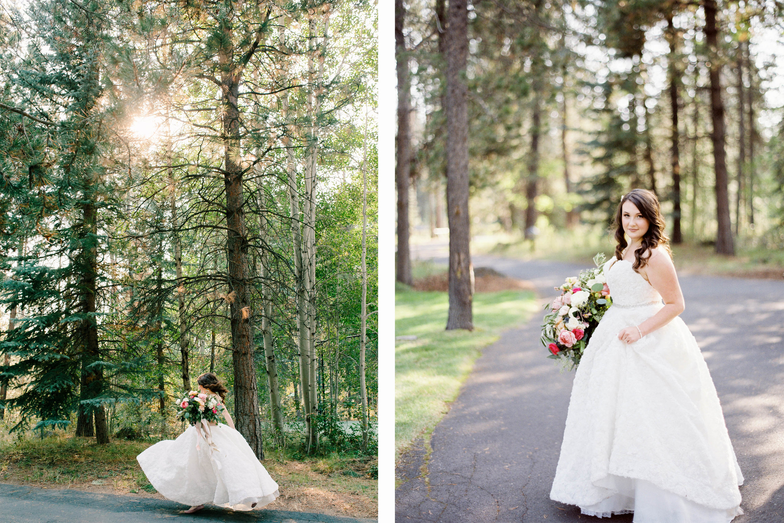 Above photos by Lahna Marie Photography
