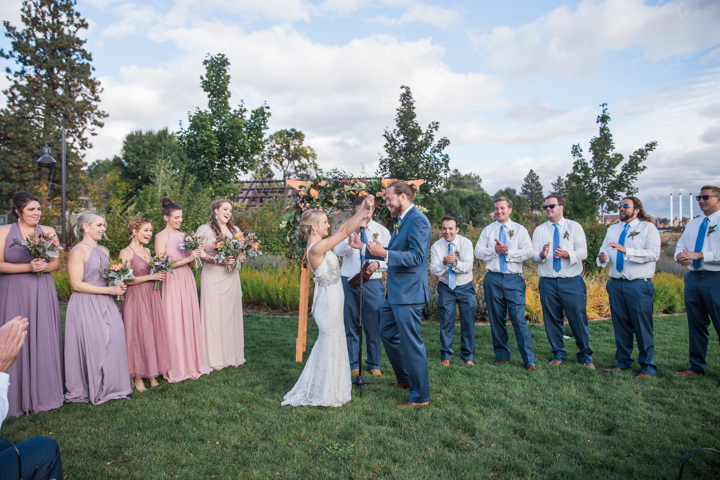 You have enough details to worry about, so all of my wedding photography packages are all-inclusive, including most travel charges!