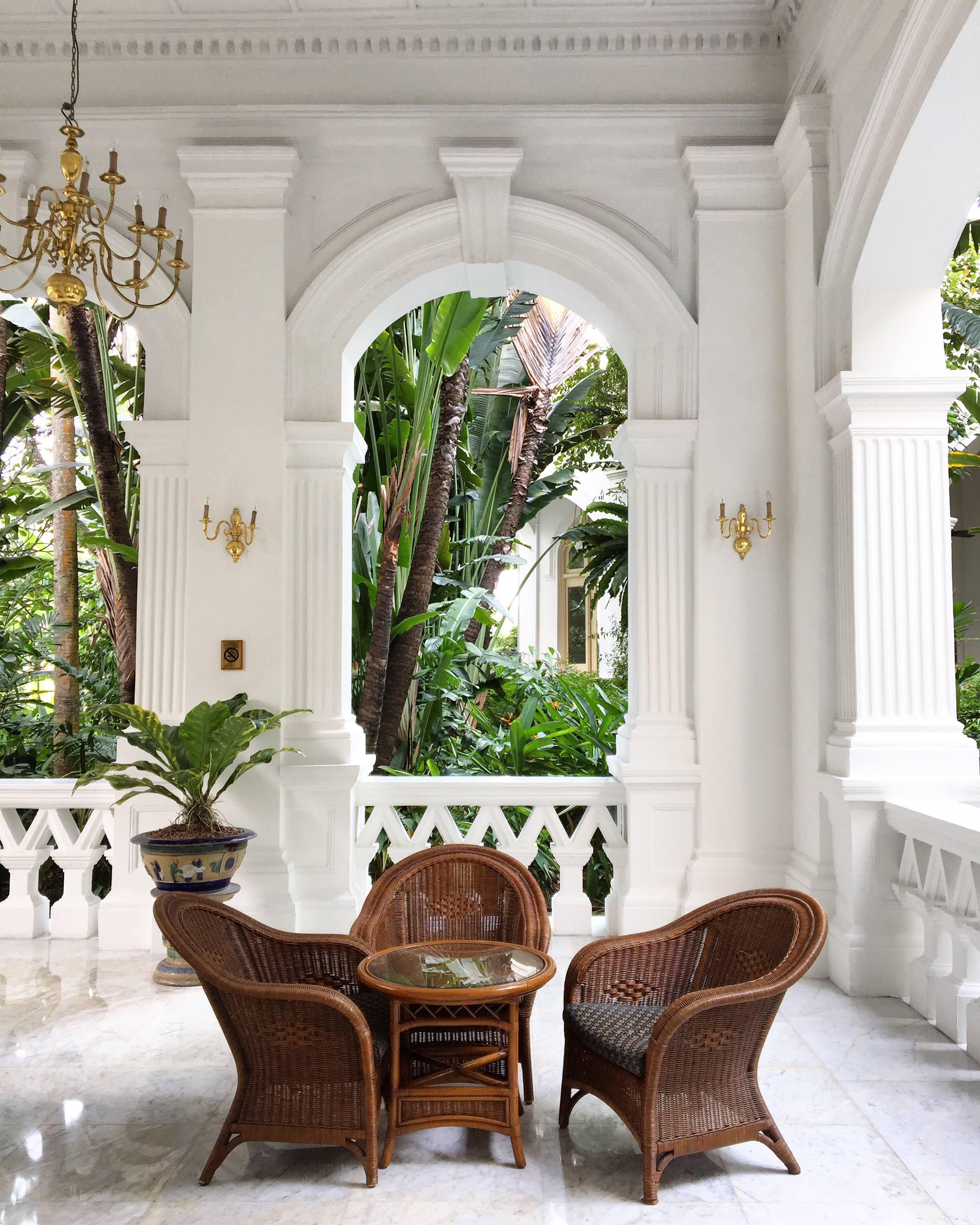 The Most Expensive Suite at Raffles Singapore (Architectural Digest)   Inimitable luxury and service at this grand hotel have long beckoned heads of state, film stars, and the Duke and Duchess of Cambridge