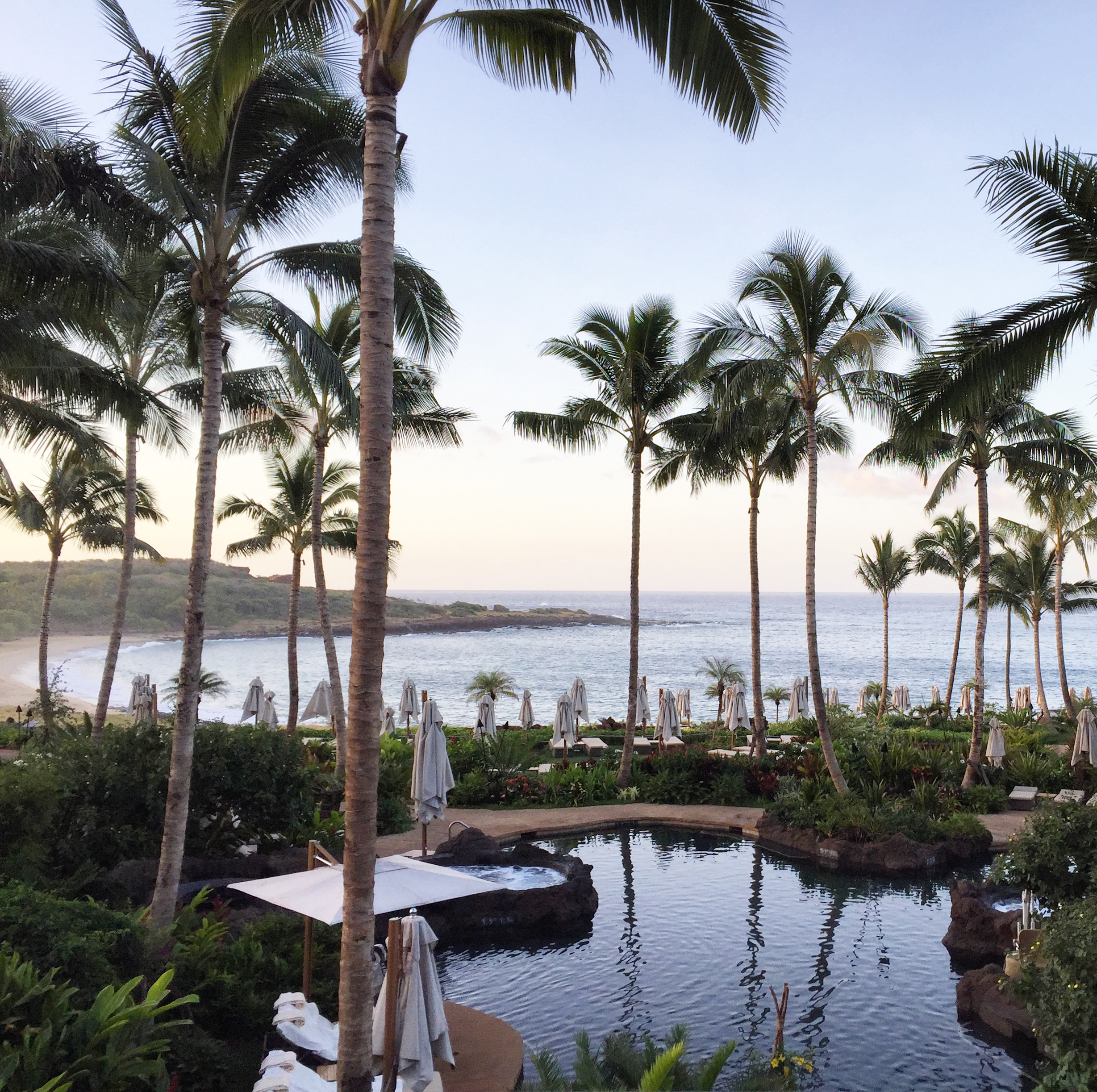 Why You Should Visit the Hawaiian Island of Lanai (Architectural Digest)   Favored by celebrities from Jessica Alba and Will Smith to Bill and Melinda Gates, this Larry Ellison-owned idyll is unlike anything on the planet