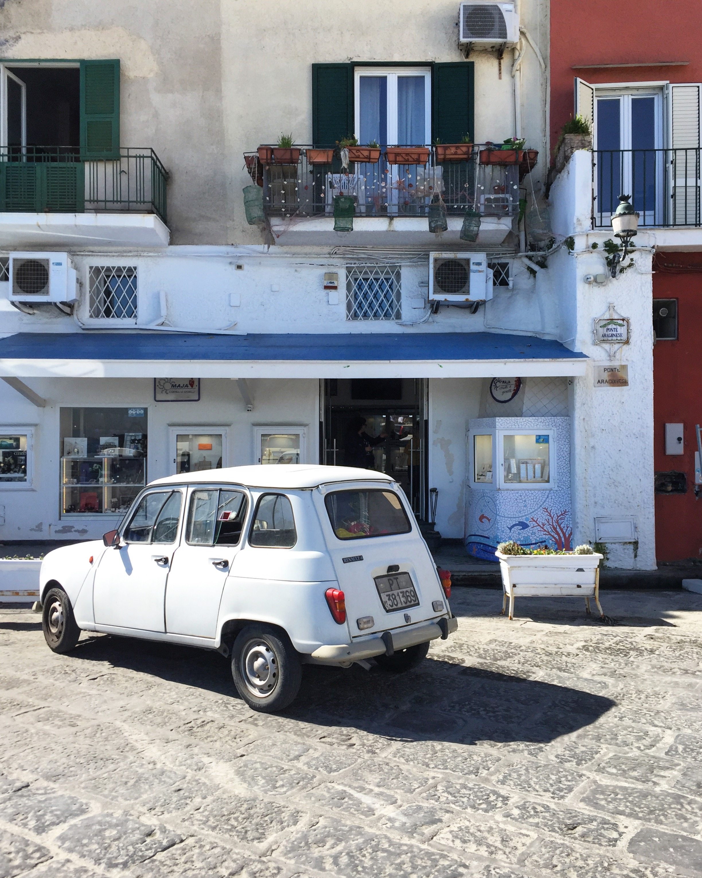 This Is the Ischia of Elena Ferrante's Neapolitan Novels (Fodor's Travel)   With HBO turning the mysterious author's novels into a TV series, one writer goes on a quest to find the midcentury vacation destination featured in the books