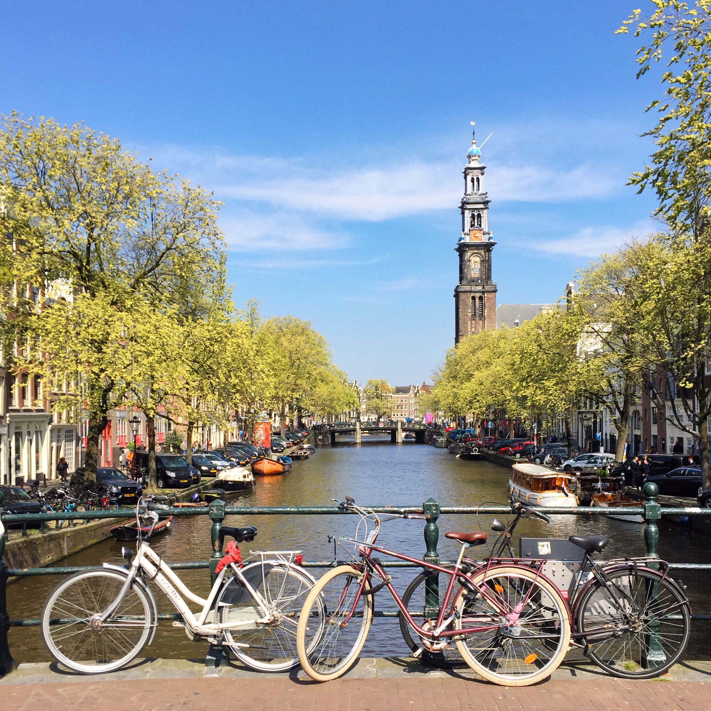 A Design Lover's Guide to Amsterdam (Architectural Digest)
