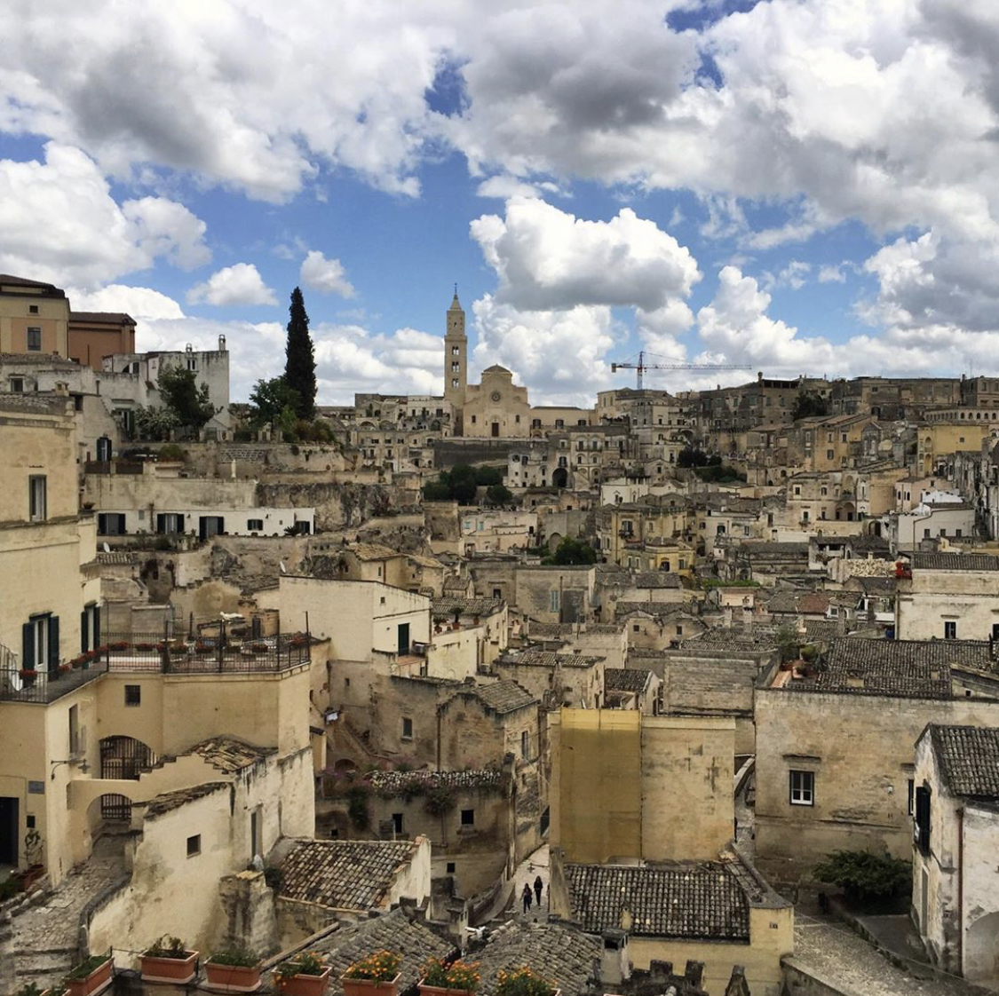 Why You Should Visit Matera, This Year's European Capital of Culture (The Points Guy)   Checked Rome, Florence and Venice off your list? Then it might be time to plan a trip to Matera, the capital of Italy's Basilicata region
