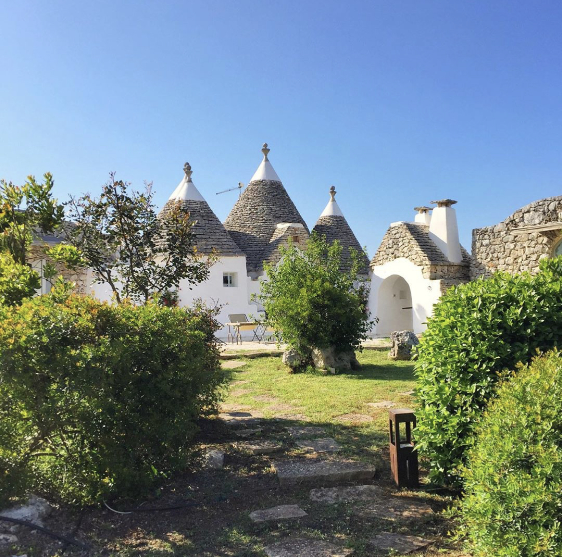 If You're Going to Puglia, Please Don't Miss the Trulli (Fodor's)   Far from the Colosseum and Italy's other famous sites lies a land of gently rolling hills, fields of olive trees, and round white houses that look like something out of a fairytale