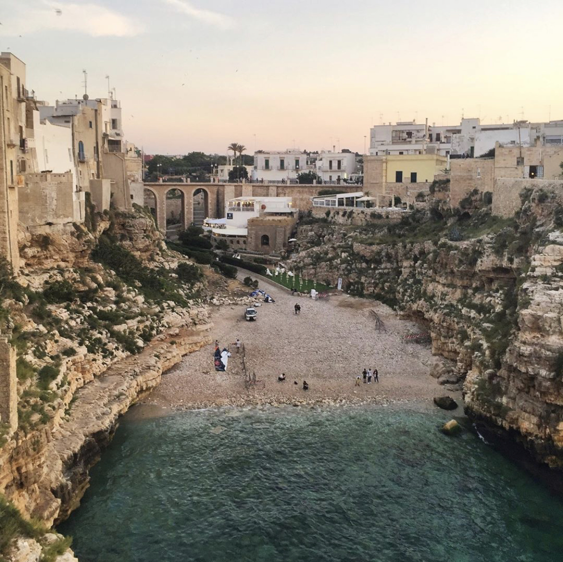 How to Plan the Perfect Road Trip in Southern Italy (Architectural Digest)   Puglia has been a beloved vacation spot among Italians for decades, but now savvy travelers are basking in its innumerable charms