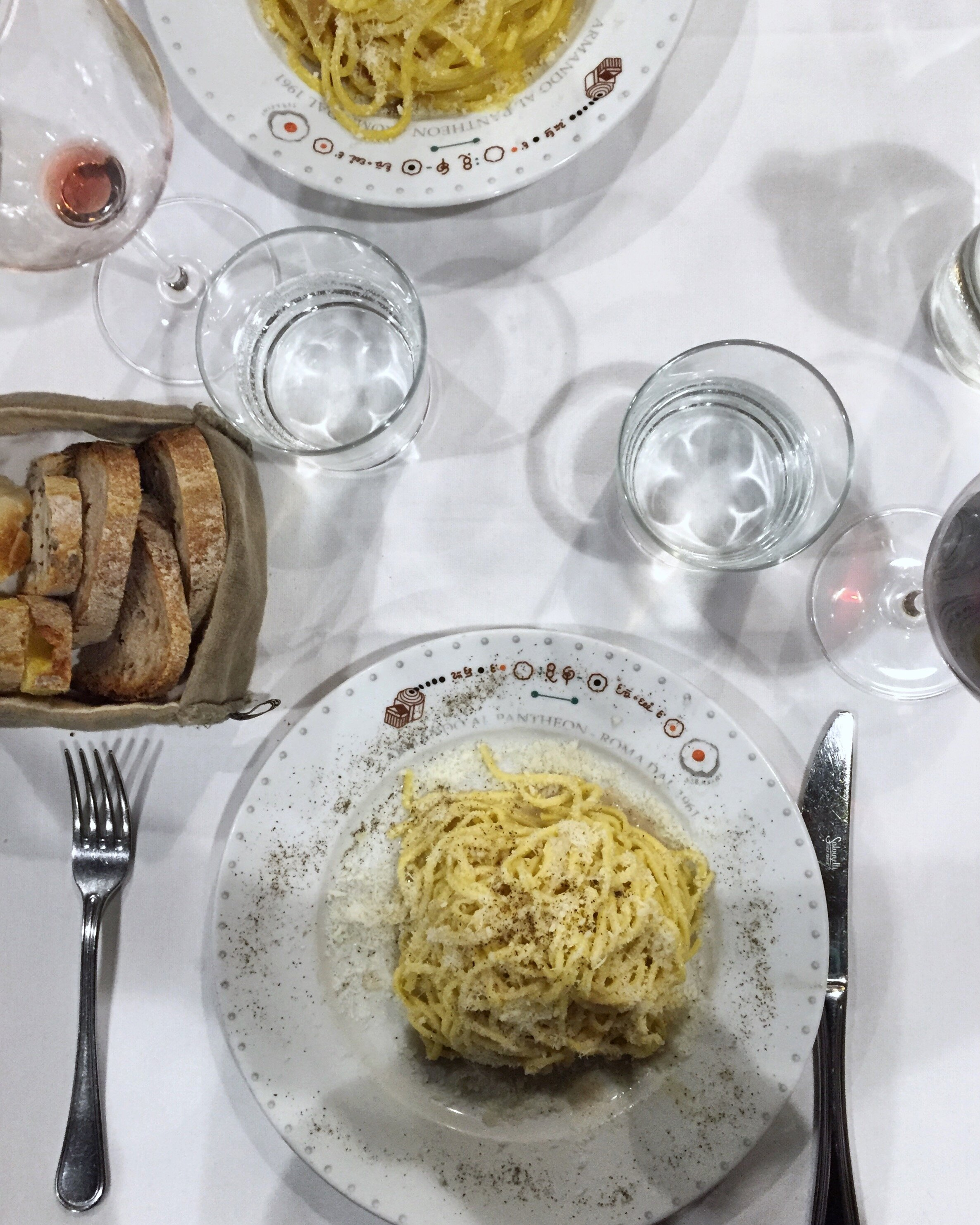 20 Things You Absolutely Must Eat and Drink in Rome (Fodor's)   The perfect gastronomical checklist for Italy's capital