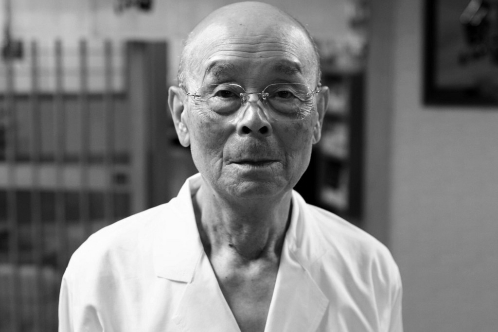 Jiro Ono- the man who just cannot do anything else. (A still from the documentary)