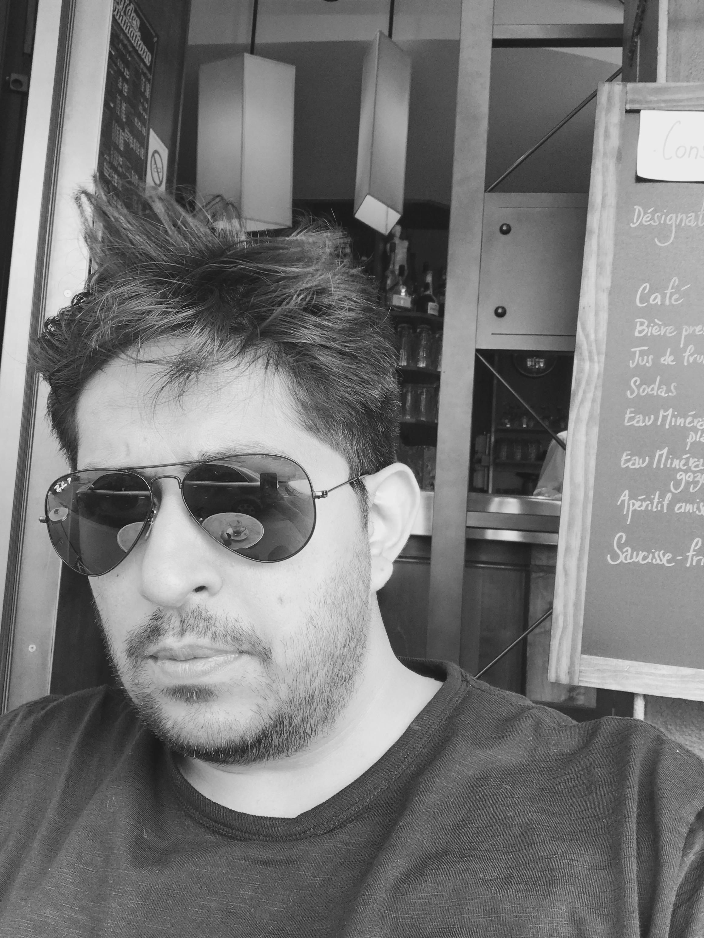 Nishant Zaveri, Strategist and Storytelling chief at Haiku Branding