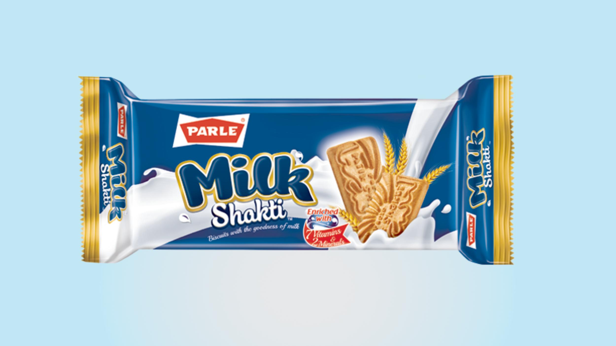 Parle Milk Shakti