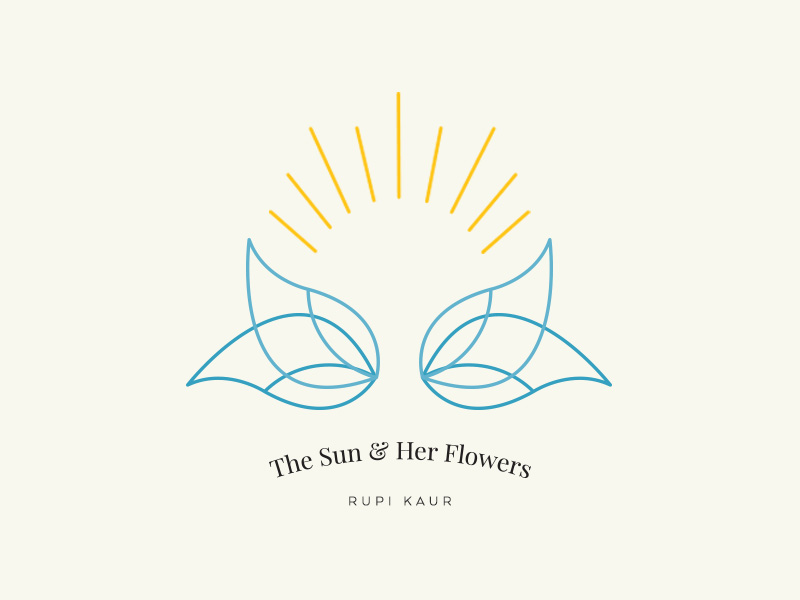 The Sun and her Flowers Rupi Kaur Jennifer Bianchi design