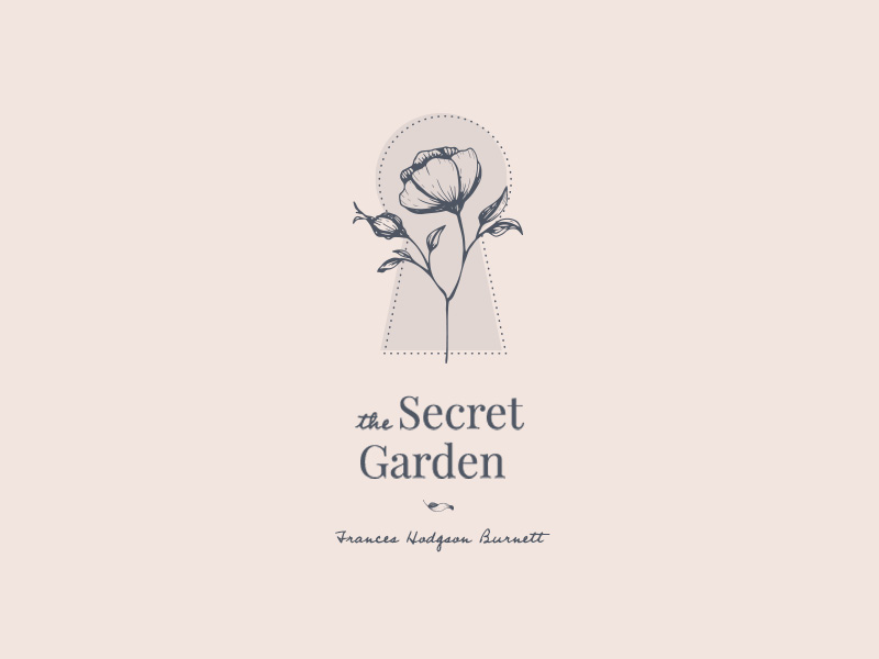 The Secret Garden Frances Hodgson Burnett 100 Days Project