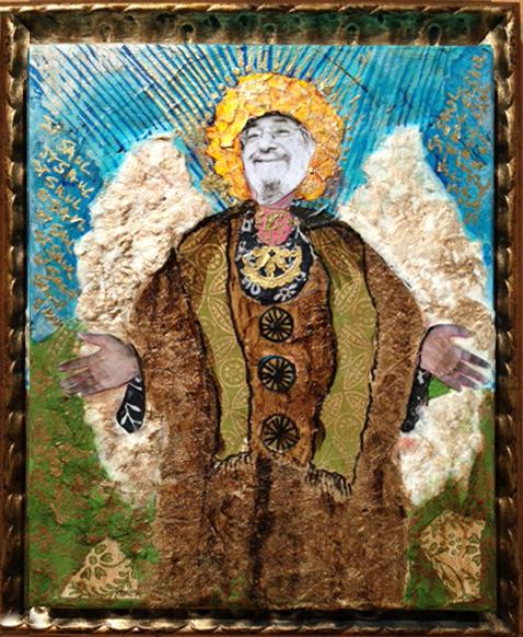 Saint Saul, tribute to a wonderful husband.