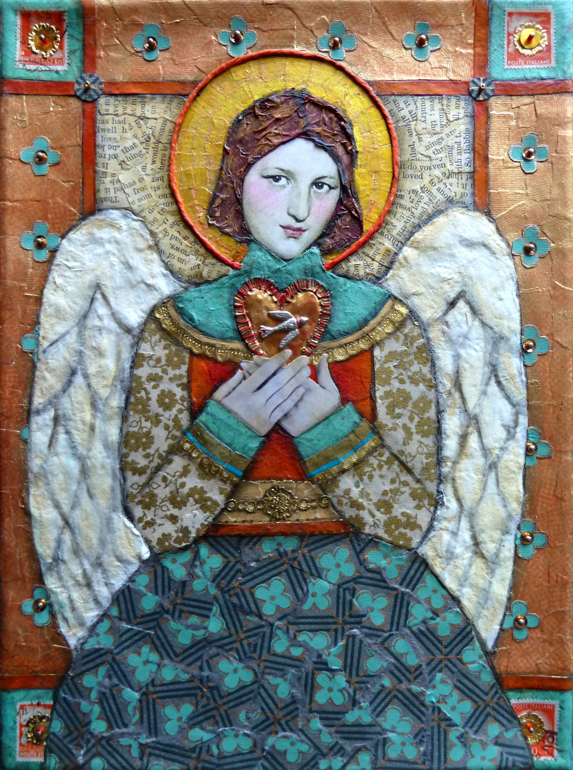 Our Lady of Being Kind to Yourself