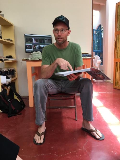 Photographer/Writer Eric Mendling tells us a story