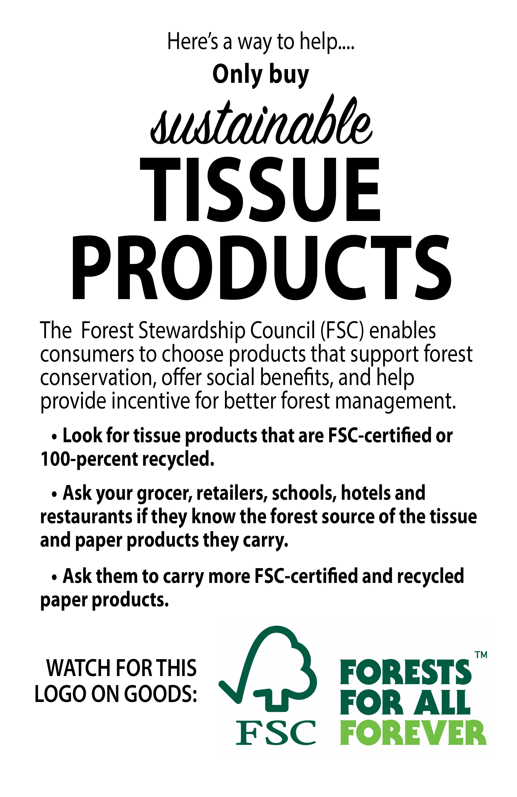 Use sustainable tissue.jpg