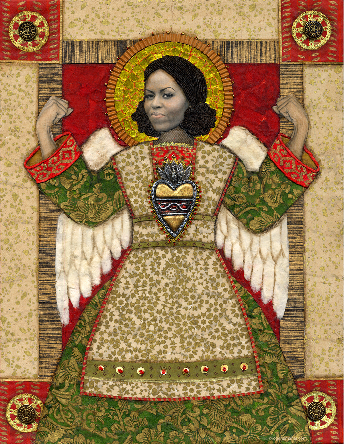 Our Lady of Strength and Power