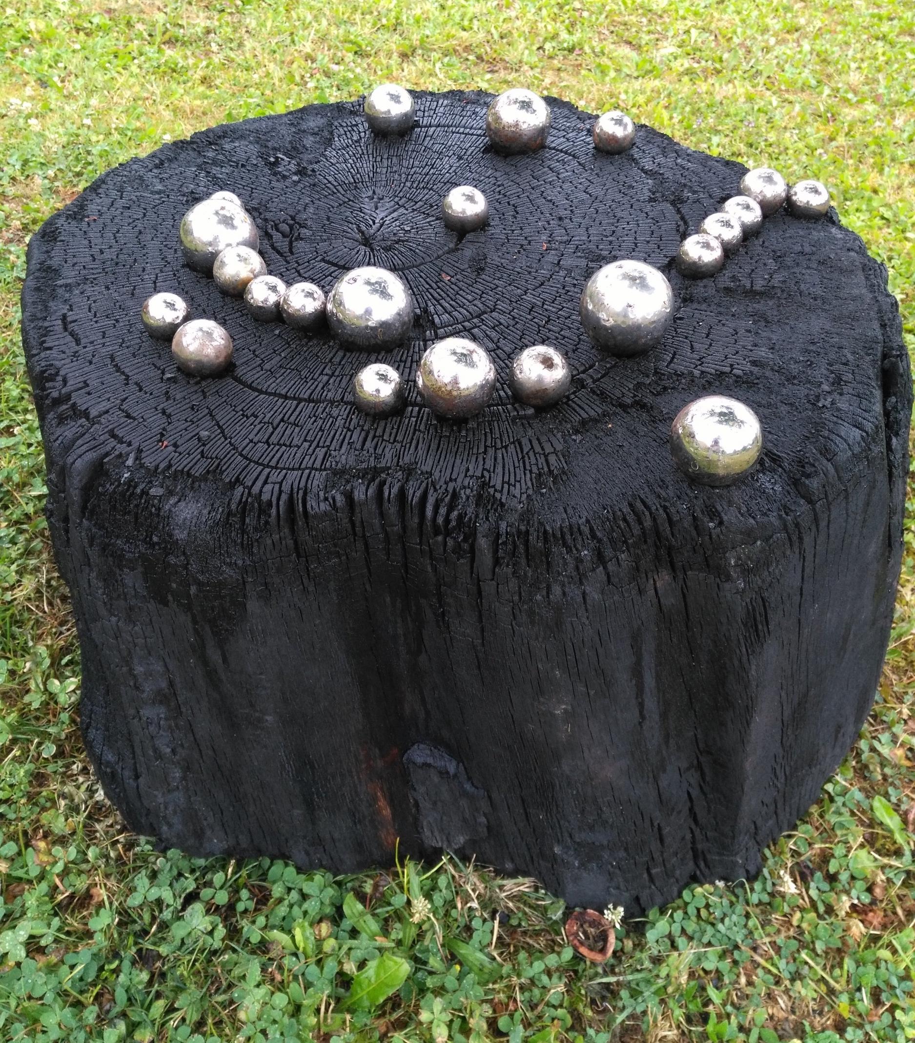 Steel Balls at rest