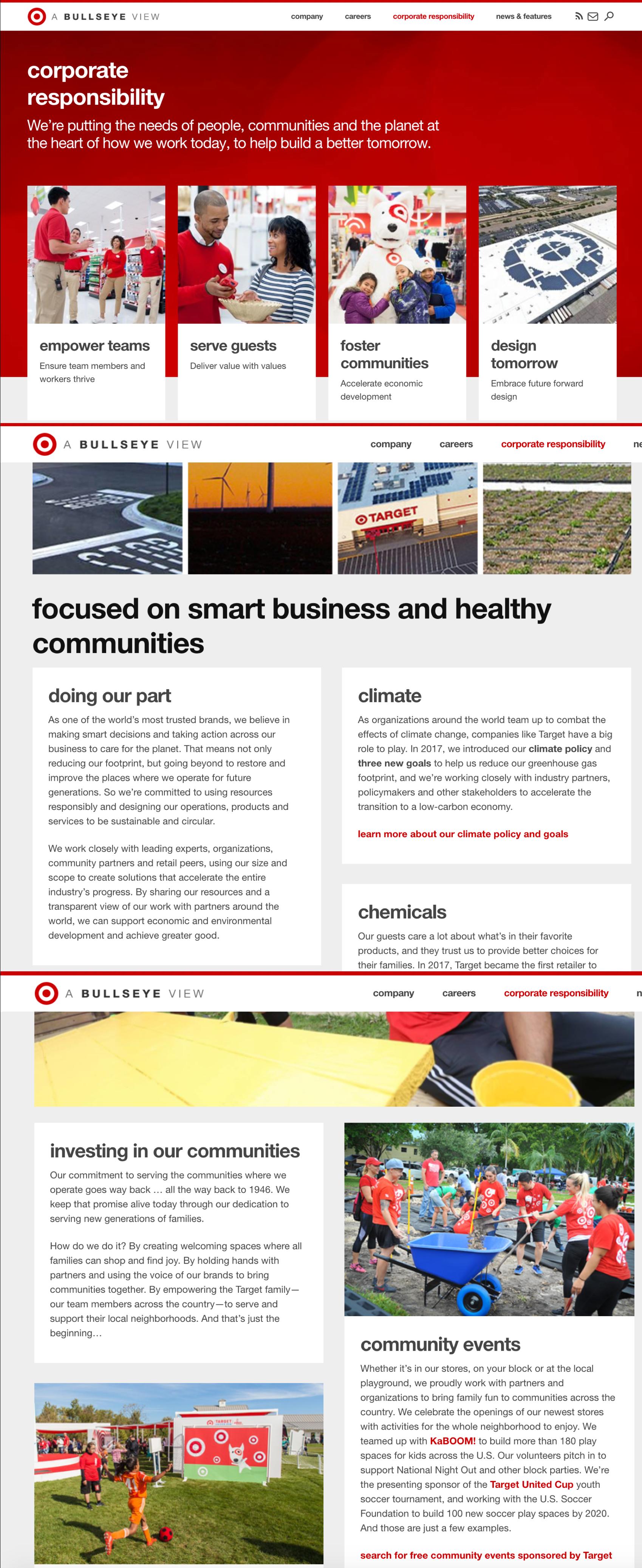 Target CSR Product Communications Strategy (Qual + Quant